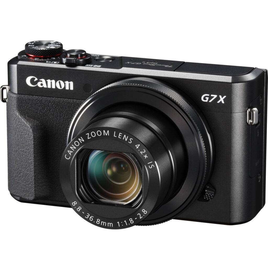 canon G7X Mark 2 - reviewradar.in