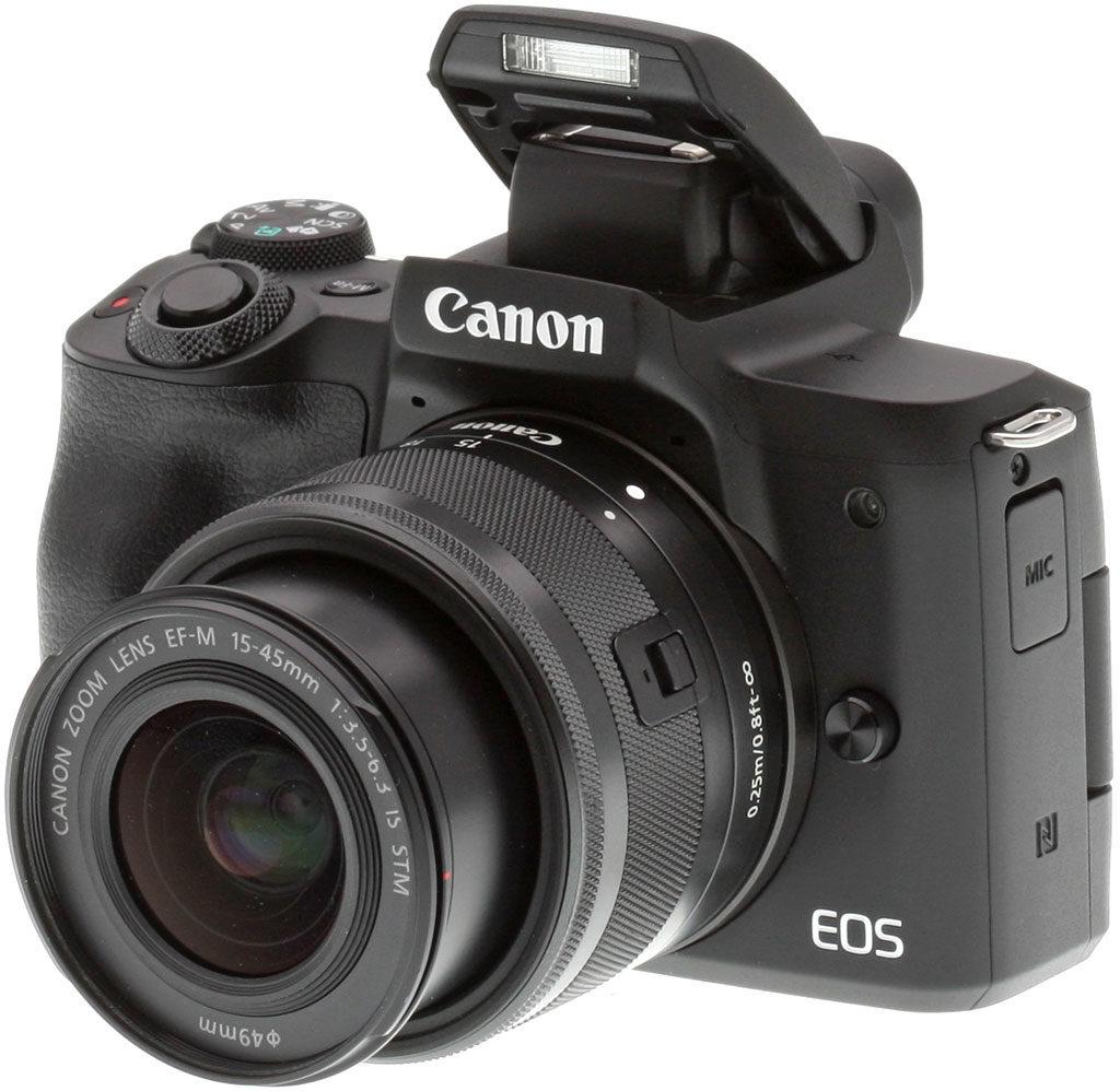 Canon EOS M50 - reviewradar.in