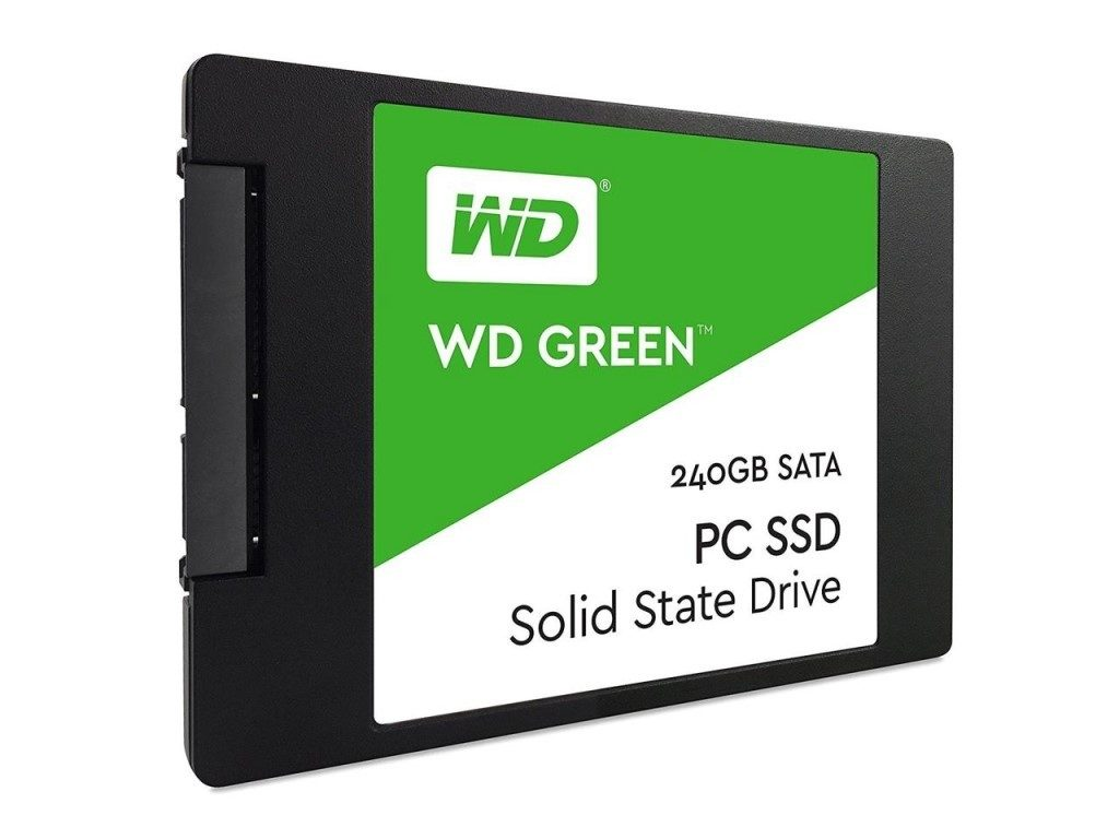 Western Digital WDS240G2G0A 240GB - reviewradar.in