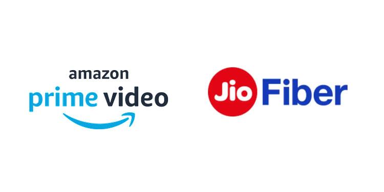 Jio  Fiber Amazon Prime