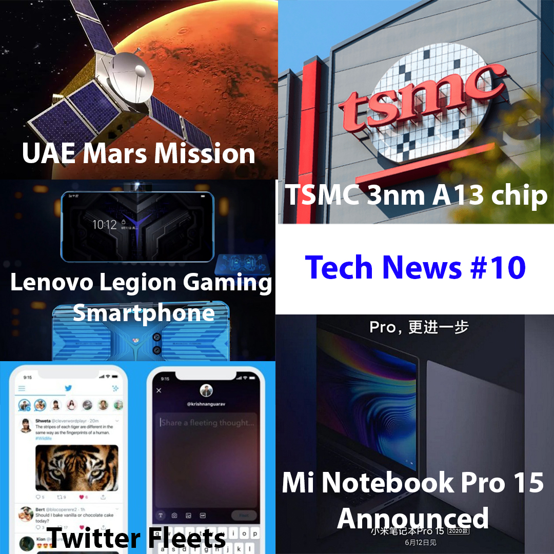 Tech News #10 – June 10, 2020