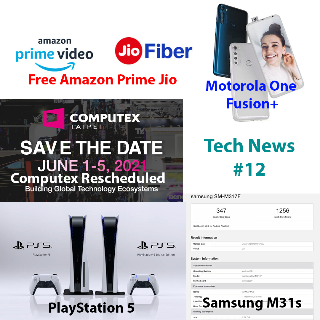 Tech News #12 – June 12, 2020