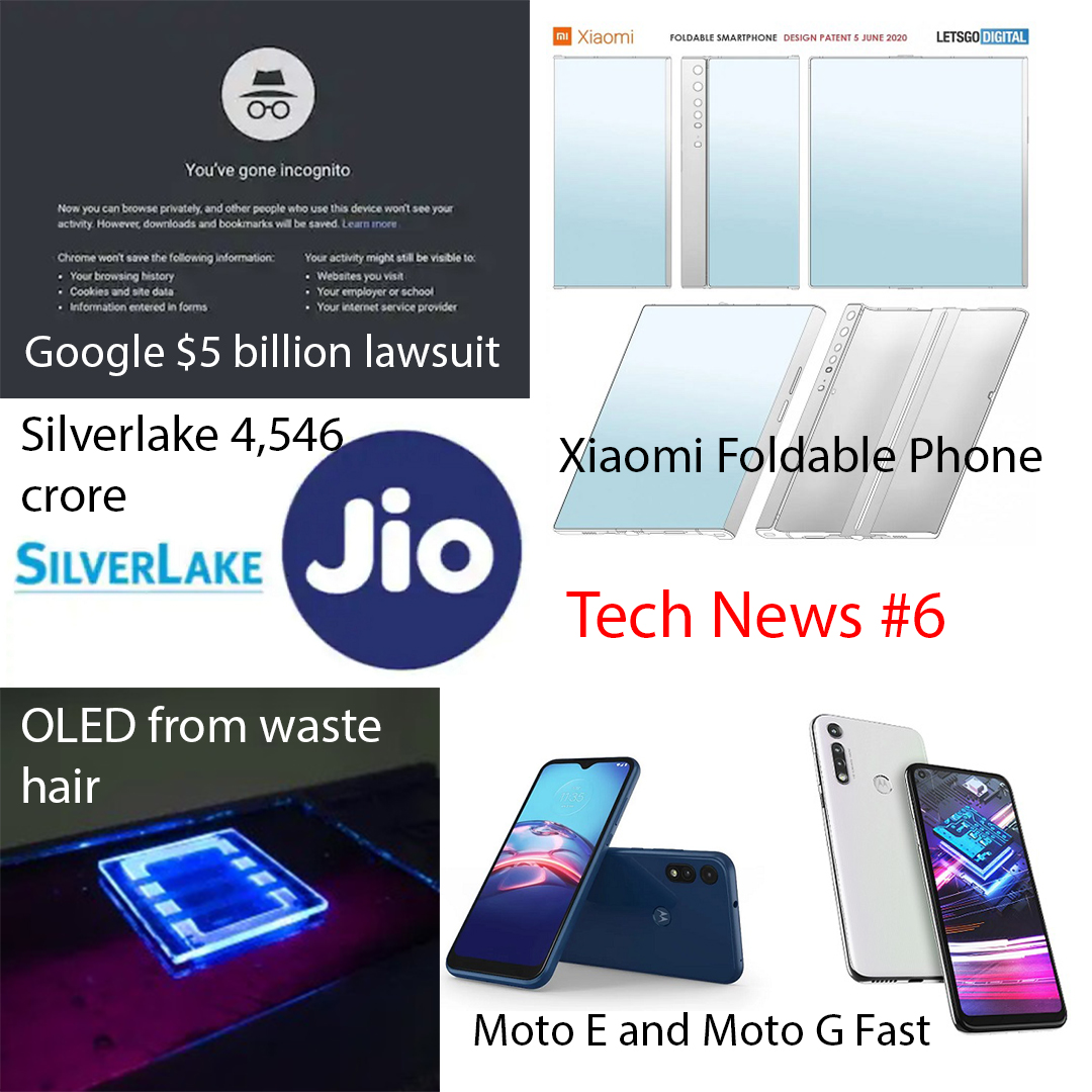Tech News #6 – June 6, 2020