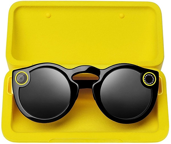 Spectacles 3 Spectacles 4 Snapchat