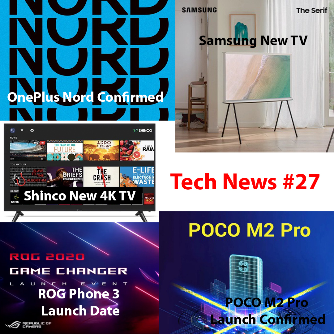Tech News #27 – July 1, 2020