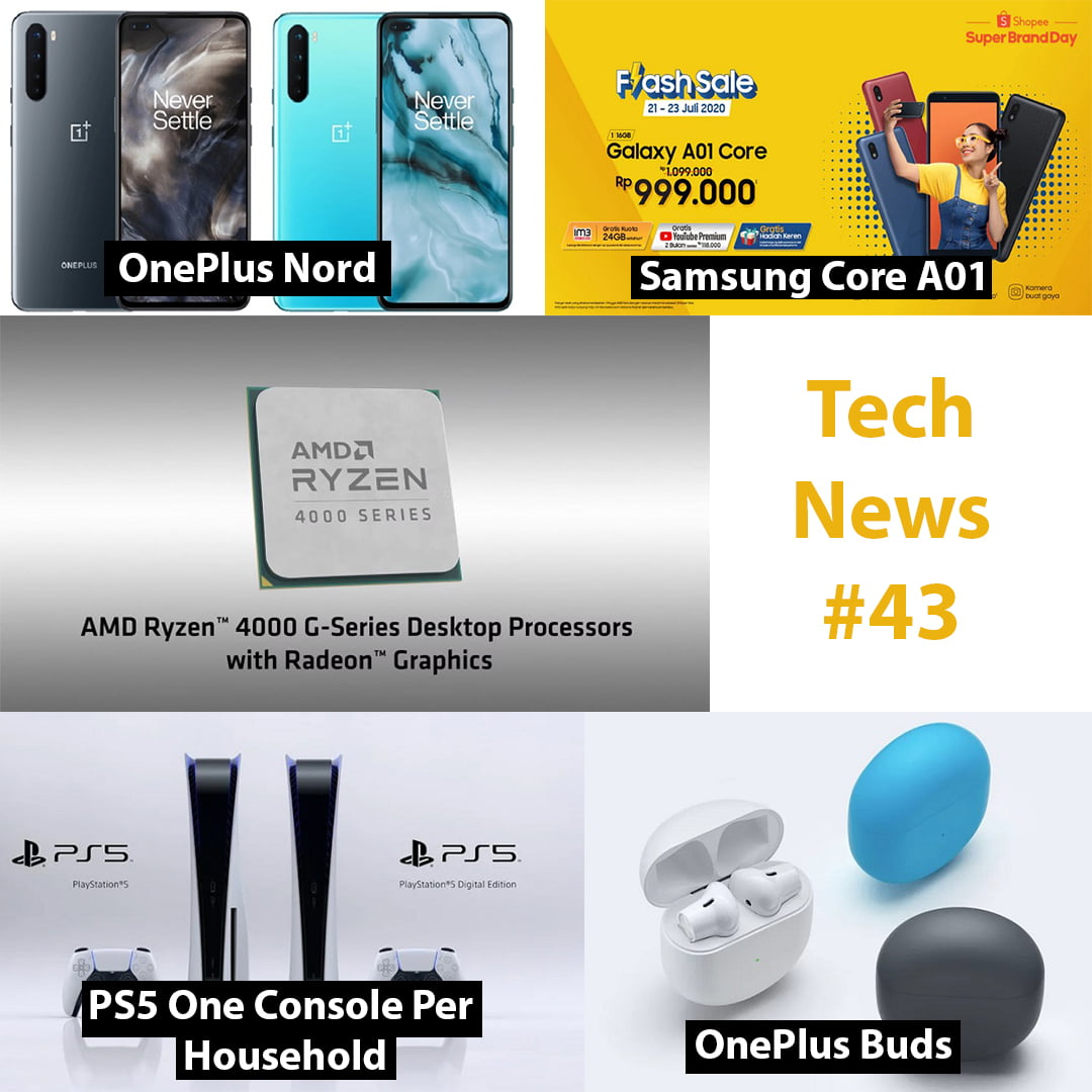 Tech News #43 – July 22, 2020