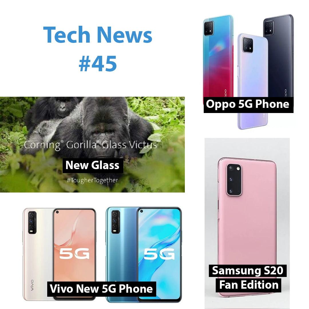Tech News #45 – July 25, 2020