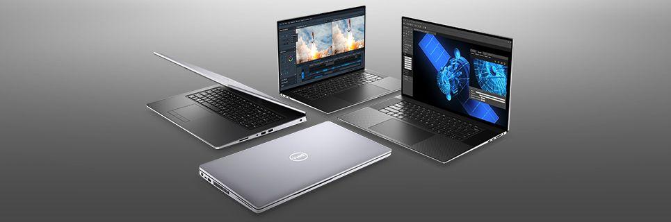Dell Precision 5550 Workstation Laptop