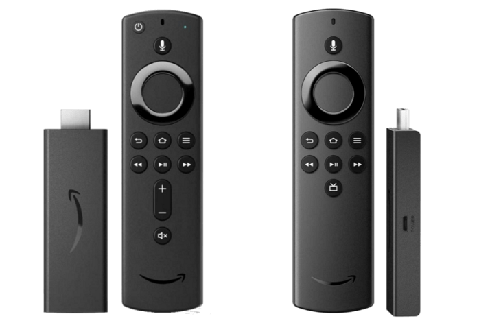 Amazon Fire TV Stick (3rd Gen) Fire TV Stick Lite price and specifications
