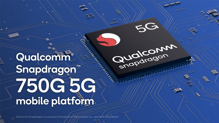 Qualcomm Snapdragon 750G specifications