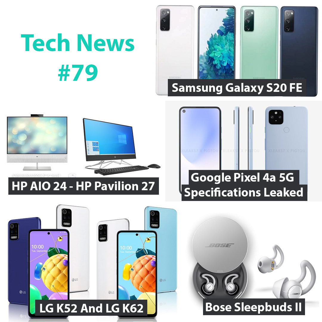 Tech News #79 – September 24, 2020