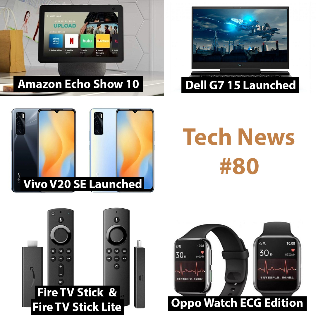 Tech News #80 – September 25, 2020