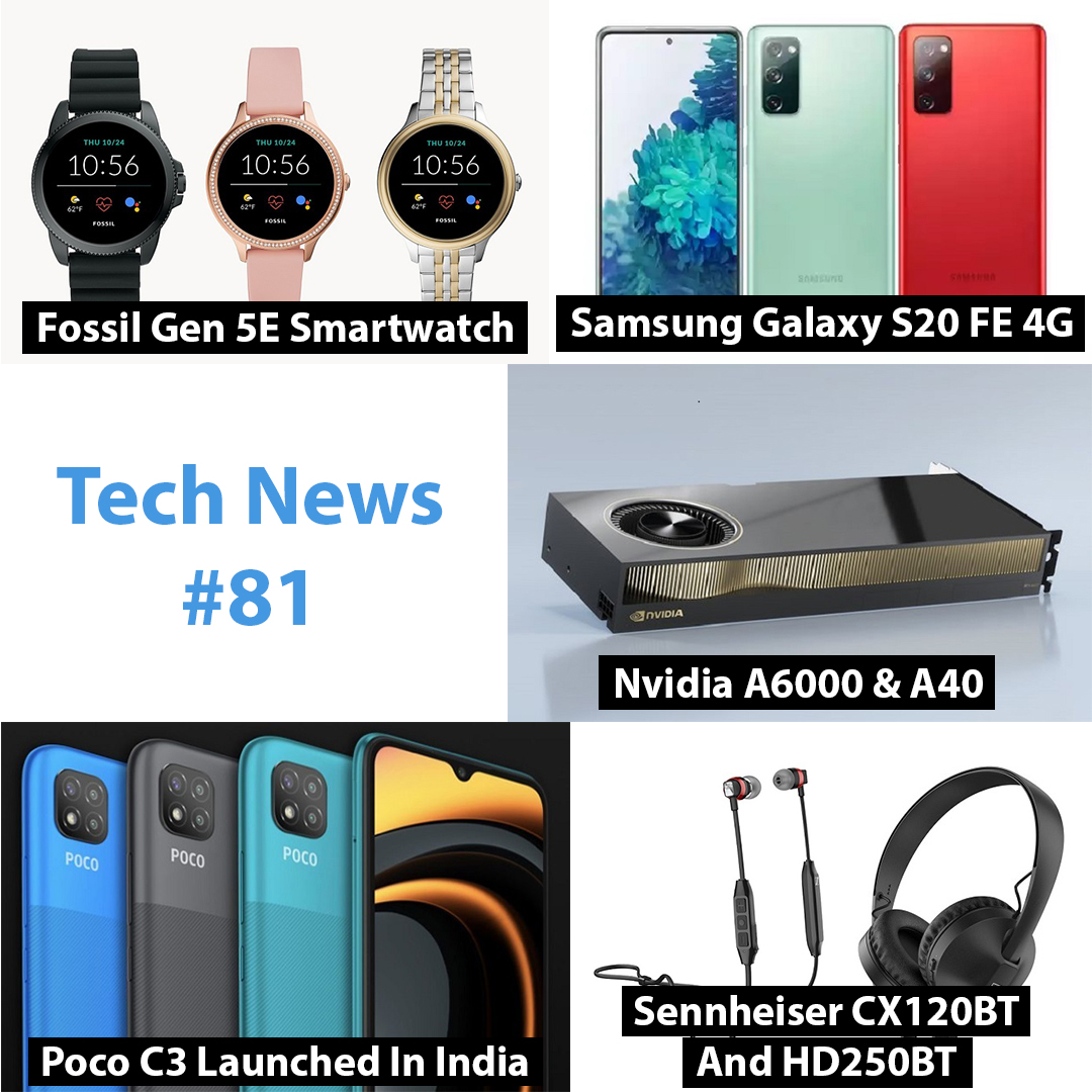Tech News #81 – October 6, 2020