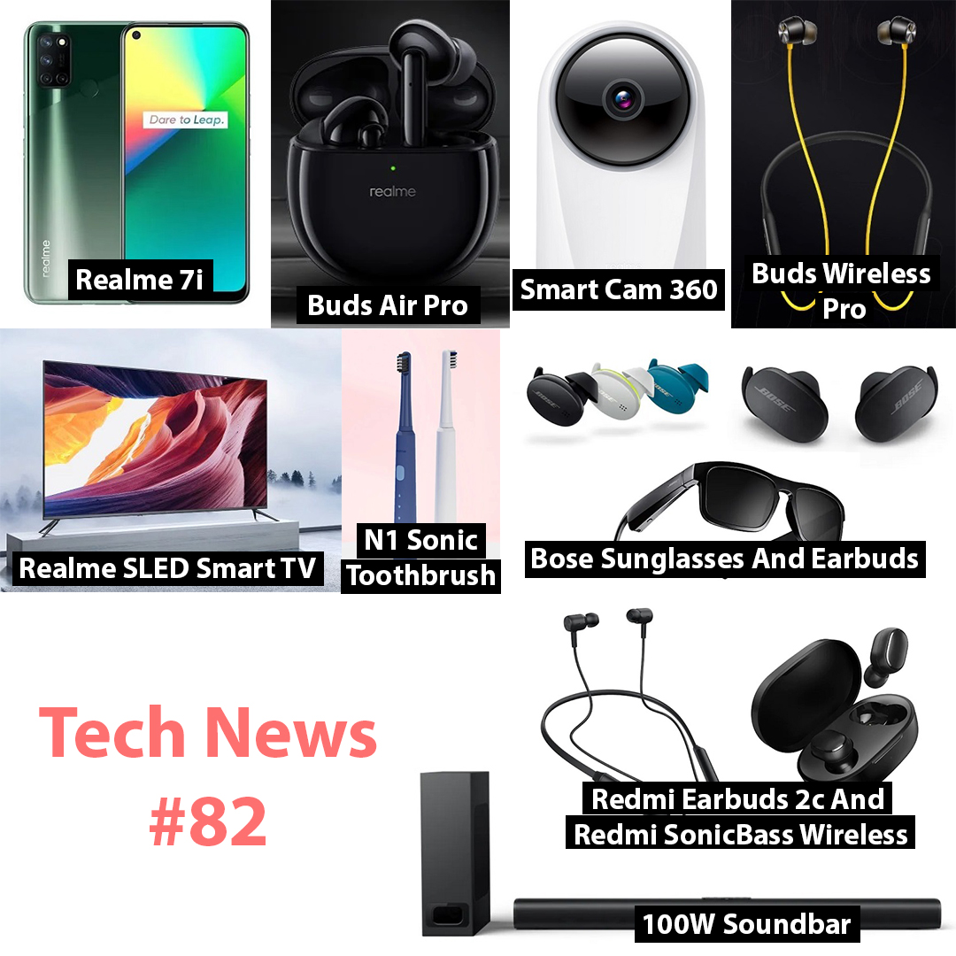 Tech News #82 – October 7, 2020
