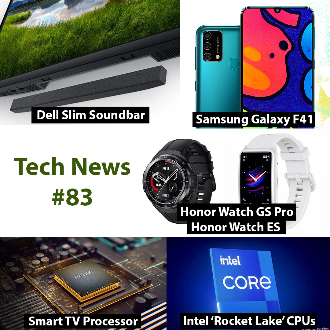 Tech News #83 – October 8, 2020