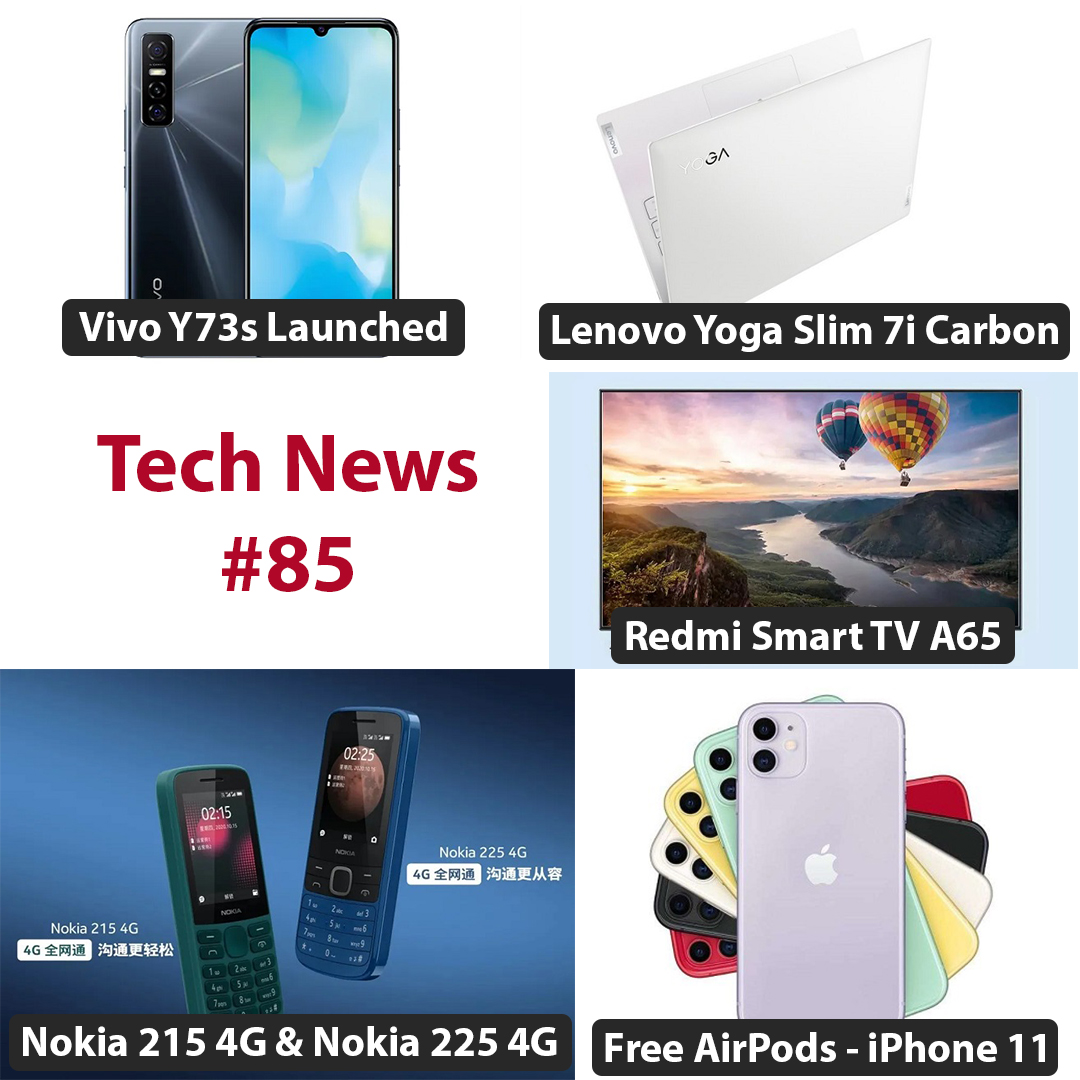 Tech News #85 – October 12, 2020