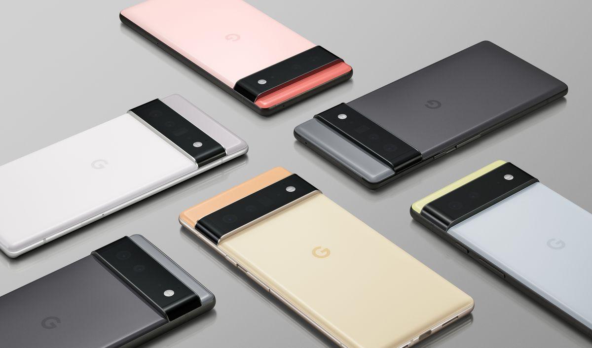 Google Announced Pixel 6 & Pixel 6 Pro With It's Custom Tensor SoC