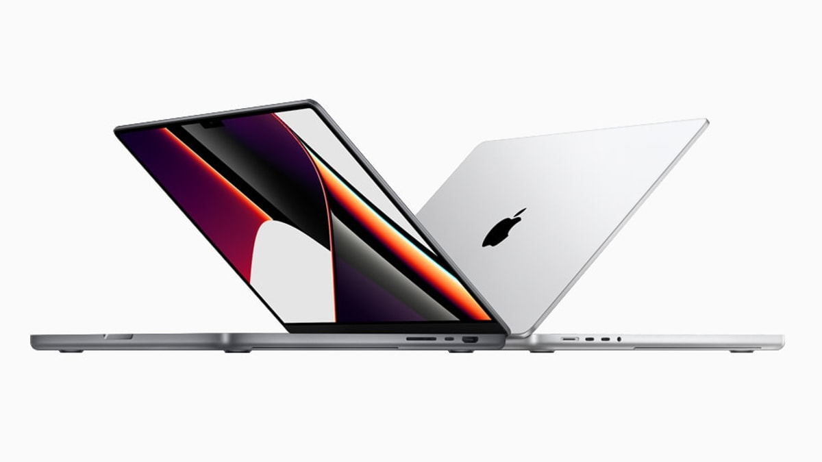 MacBook Pro (2021) Models With Display Notch, M1 Pro and M1 Max Processors Launched