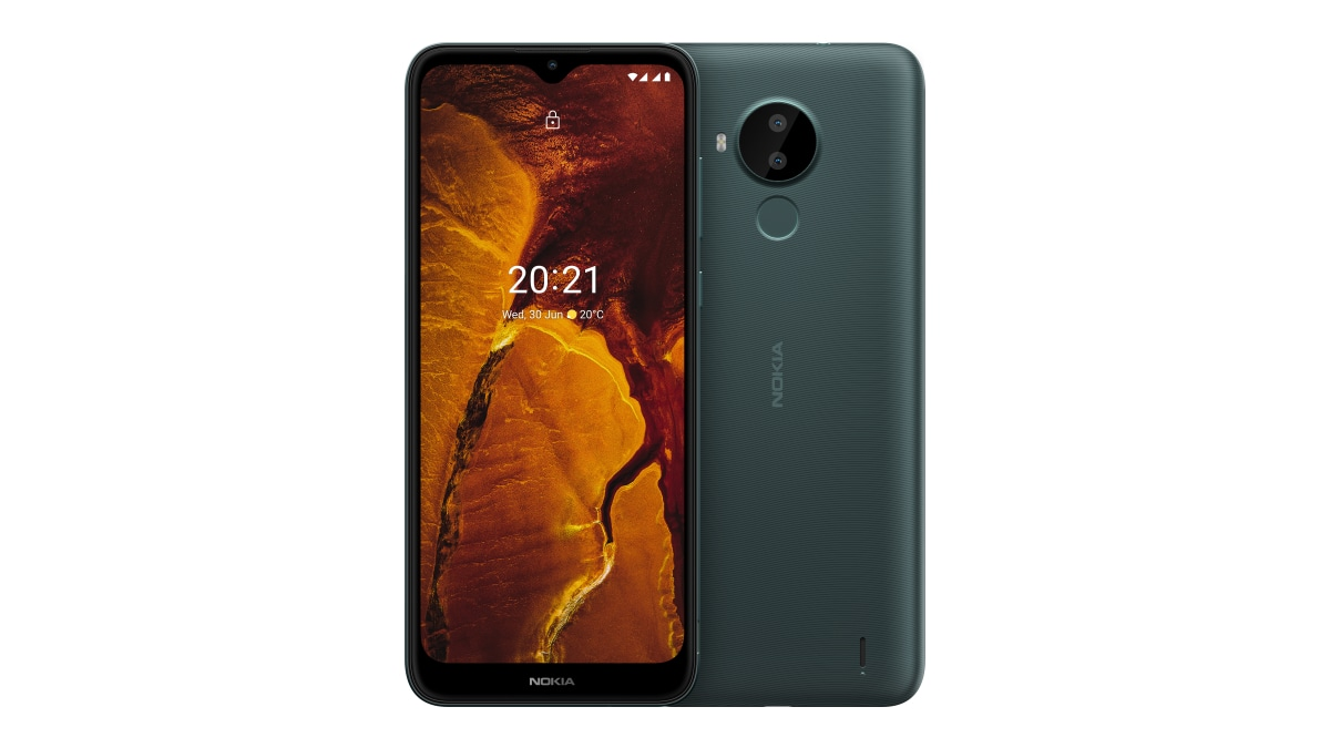 Nokia C30 With Jio Exclusive Offer Launched in India