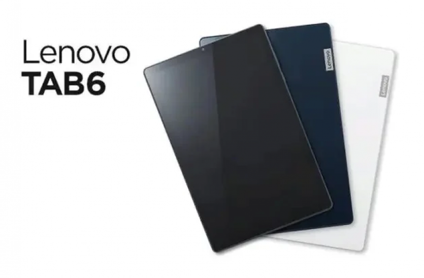 Lenovo Tab 6 5G With 10.3-Inch Display & Snapdragon 690 5G SoC Launched